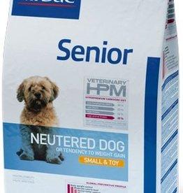Virbac VIRBAC HPM SENIOR NEUTERED DOG SMALL&TOY 3KG