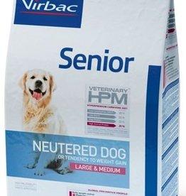 Virbac VIRBAC HPM SENIOR NEUTERED DOG LARGE & MEDIUM 3KG