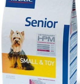 Virbac VIRBAC HPM SENIOR DOG SMALL & TOY 1,5KG