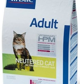 Virbac VIRBAC HPM ADULT NEUTERED CAT 1,5KG