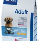 Virbac VIRBAC HPM ADULT NEUTERED DOG SMALL&TOY 3KG
