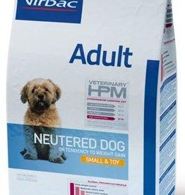 Virbac VIRBAC HPM ADULT NEUTERED DOG SMALL&TOY 3KG