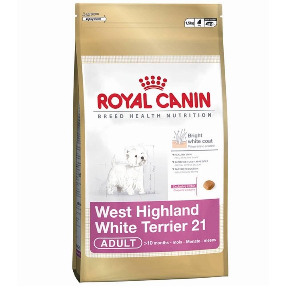 Royal Canin Royal Canin West Highland Terrier 4 kg