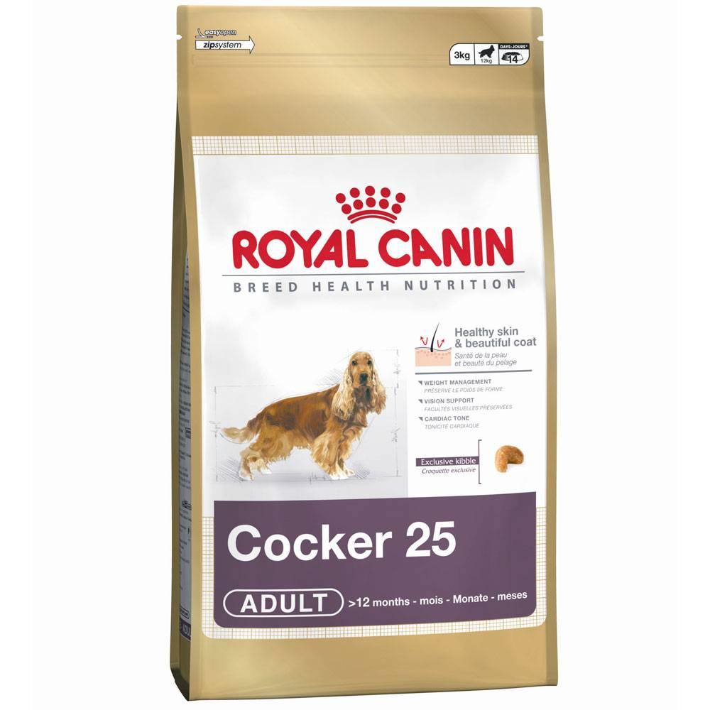 Royal Canin Royal Canin Cocker 3 kg