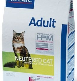 Virbac VIRBAC HPM ADULT NEUTERED CAT 12KG