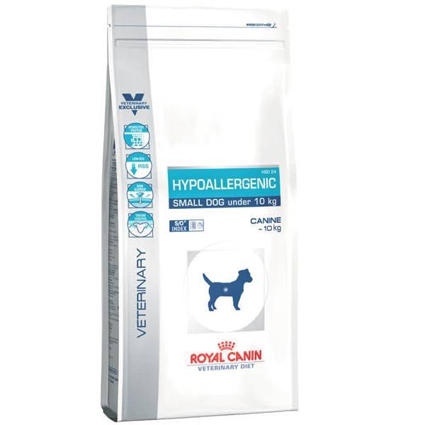 Royal Canin Royal Canin Hypoallergenic Small dogs 1 kg