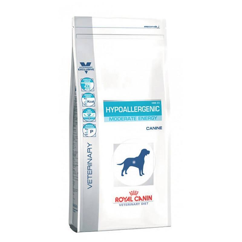 Royal Canin Royal Canin Hypoallergenic Moderate Calorie hond 7 kg