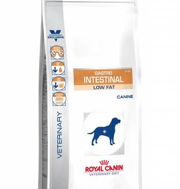Royal Canin Royal Canin Gastro Intestinal Low Fat hond 6 kg