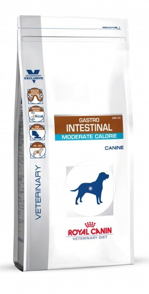 Royal Canin Royal Canin Gastro Intestinal Moderate Calorie hond 2 kg