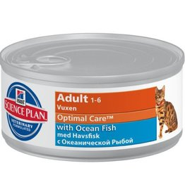 Hill's Hill's Science Plan Feline Adult with Ocean Fish 24x 85gr