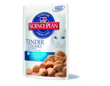 Hill's HIll's Science Plan Feline Adult with Ocean Fish 12x 85gr