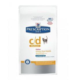 Hill's Hill's Prescription Diet Feline c/d Multicare Ocean Fish 5 kg