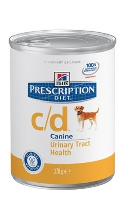 Hill's Hill's Prescription Diet Canine c/d 12 x 370 g