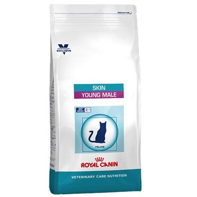 Royal Canin Royal Canin Young Male Skin kat 1,5 kg