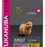 EUKANUBA EUKANUBA DOG ADULT SMALL BREED (KIP) 3 KG