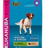 EUKANUBA EUKANUBA DOG MATURE & SENIOR ALL BREEDS (LAM) 12 KG