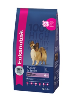 EUKANUBA EUKANUBA DOG MATURE & SENIOR SMALL 3 KG