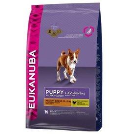 EUKANUBA EUKANUBA DOG PUPPY MEDIUM BREED 12 KG