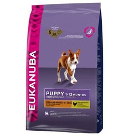EUKANUBA EUKANUBA DOG PUPPY MEDIUM BREED 3 KG