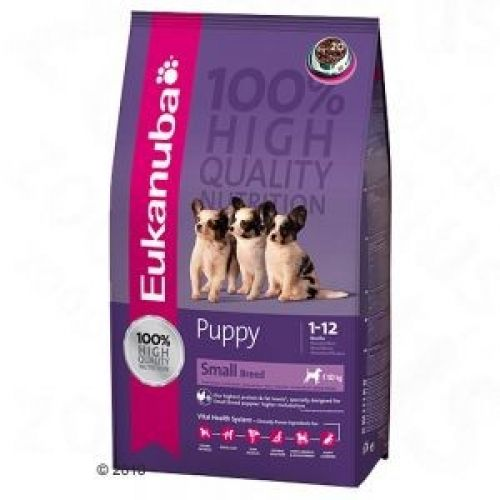 EUKANUBA EUKANUBA DOG PUPPY SMALL BREED 7,5 KG