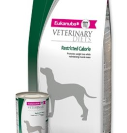 EUKANUBA EUKANUBA DOG RESTRICTED CALORIE 12 X 400 GR