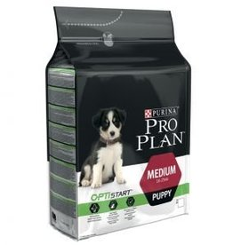 PURINA PROPLAN PURINA PROPLAN HOND PUPPY OPTISTART MEDIUM BROKKEN 12 KG