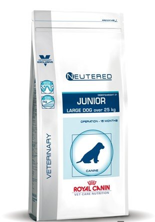 Royal Canin Royal Canin DIGEST & WEIGHT Neutered Junior Large Dog 4kg