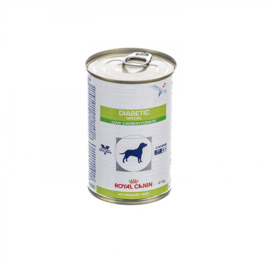 Royal Canin Royal Canin Diabetic Special Low Carbohydrate hond 12x410 g