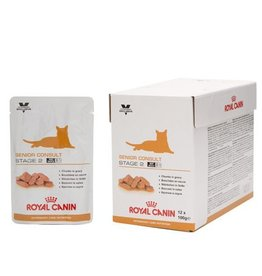 Royal Canin Royal Canin Senior kat Stage 2 versheidszakjes 12x100 g