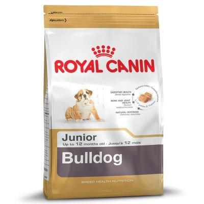 Royal Canin Royal Canin Bulldog junior 12 kg