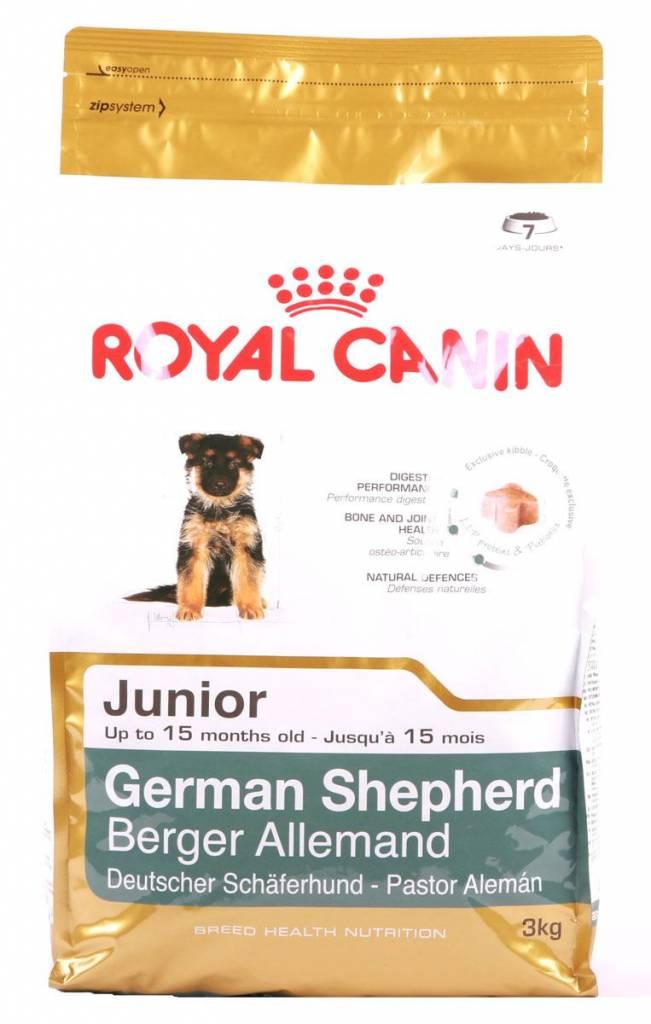 Royal Canin Royal Canin German Sheperd junior 3 kg