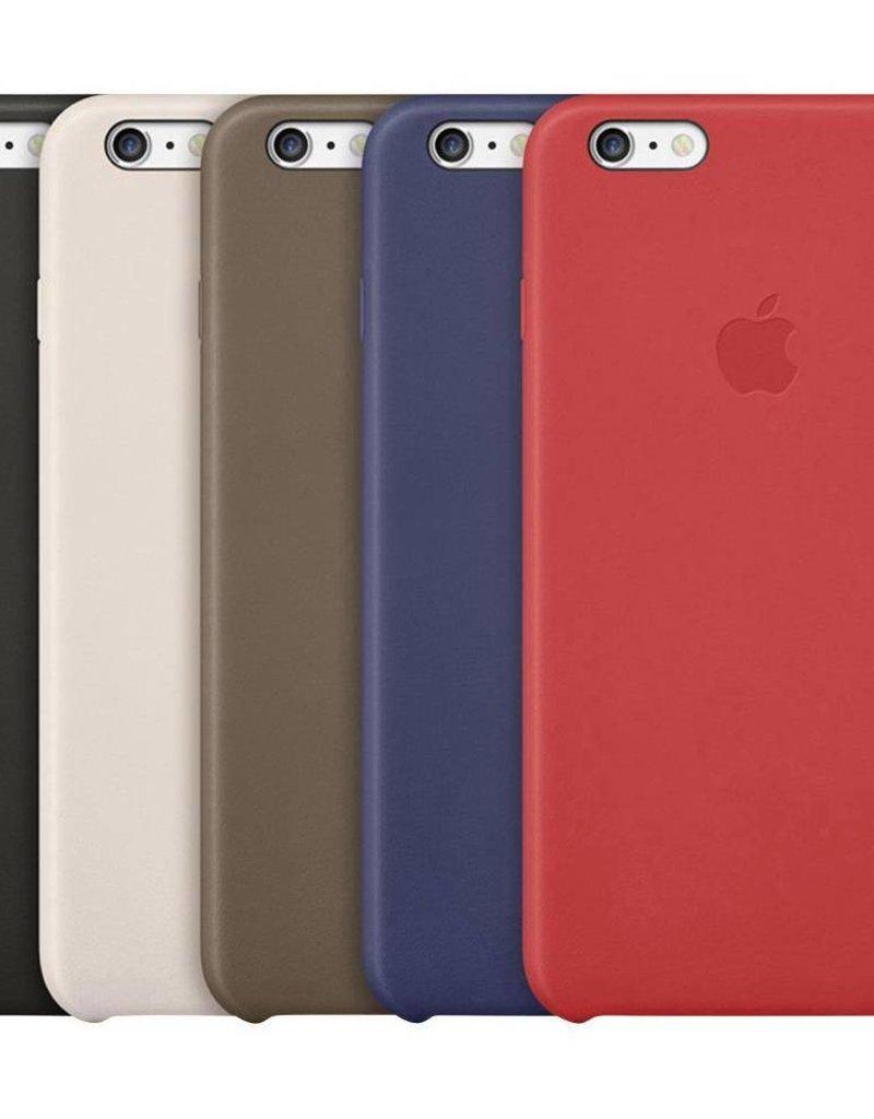 iPhone 6 Plus Leder Case