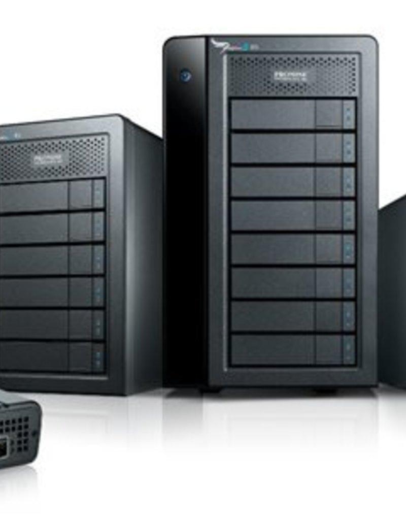 8 TB Promise Pegasus2 R4 Server Ed