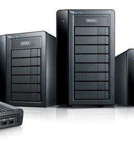 24 TB Promise Pegasus2 R4 Server Ed.