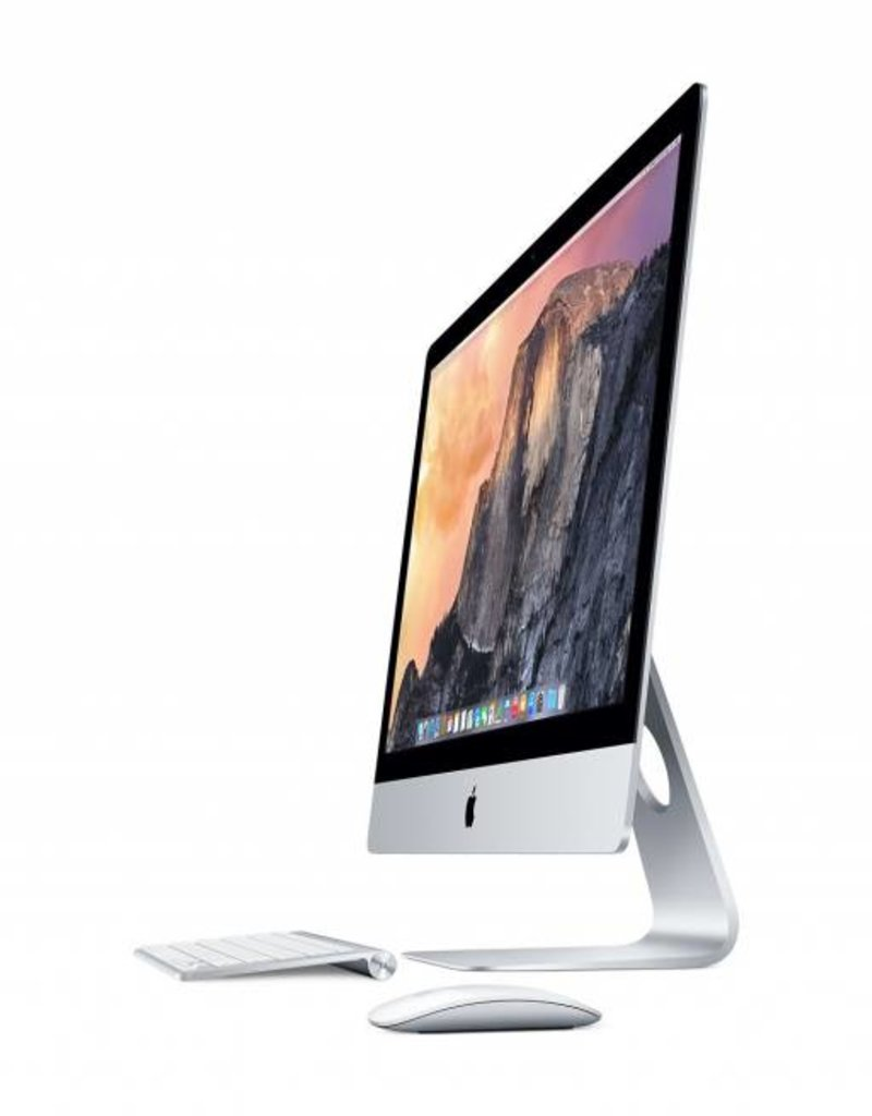 iMac 27 Retina 5k / 3TB Fusion