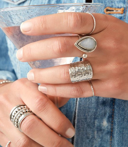 Set Sterling Silver Bliss