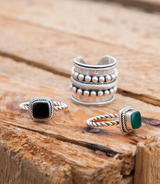 Ellis & Isabeau Ring - Set