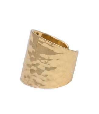 Route508 Gold Plated Ring Sheila