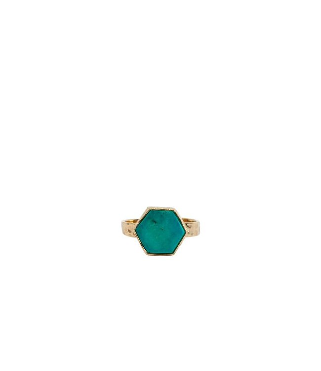 Route508 Gouden Ring Aria | Turquoise