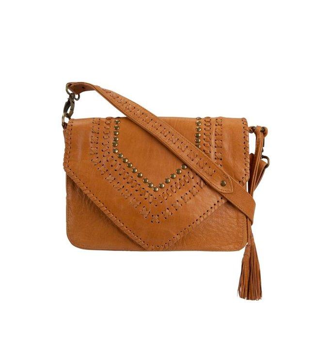 Boho Chic Leather Crossbody Bag Phoenix - Route508