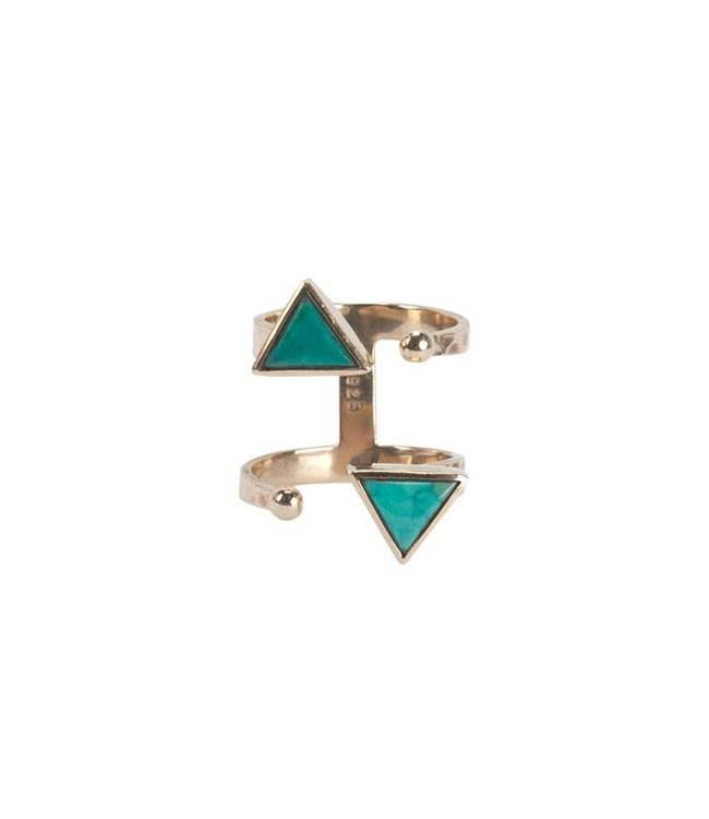 Route508 Gouden Ring Turquoise Ryder