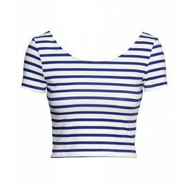 Jil Sander Striped blue top (maattabel kids)