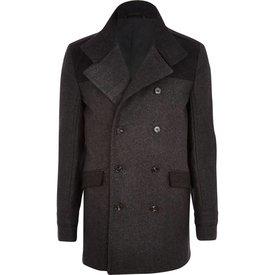 Giorgio Armani Long grey coat