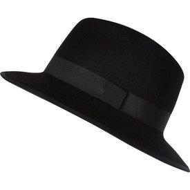 Jil Sander Black hat