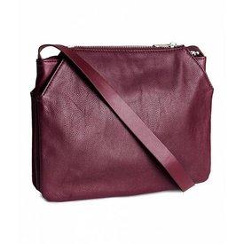 Giorgio Armani Red clutch handbag