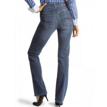 Tommy Hilfiger Sandy bootcut jeans, blauw