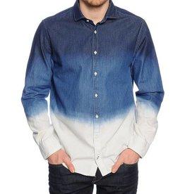 Tommy Hilfiger hip hemd, blauw