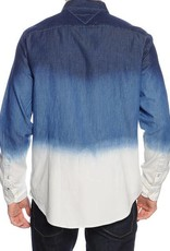 Tommy Hilfiger stoere hemd, blauw