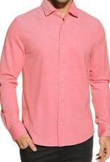 Tommy Hilfiger Basic Overhemd Dalton, rood