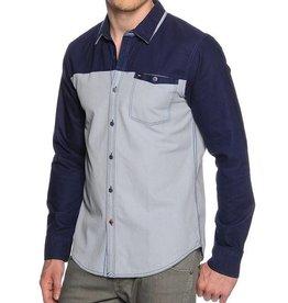 Tommy Hilfiger casual hemd, blauw